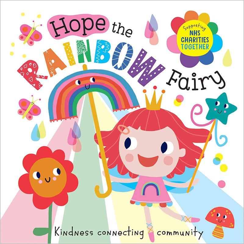 Hope the Rainbow Fairy Book Cover